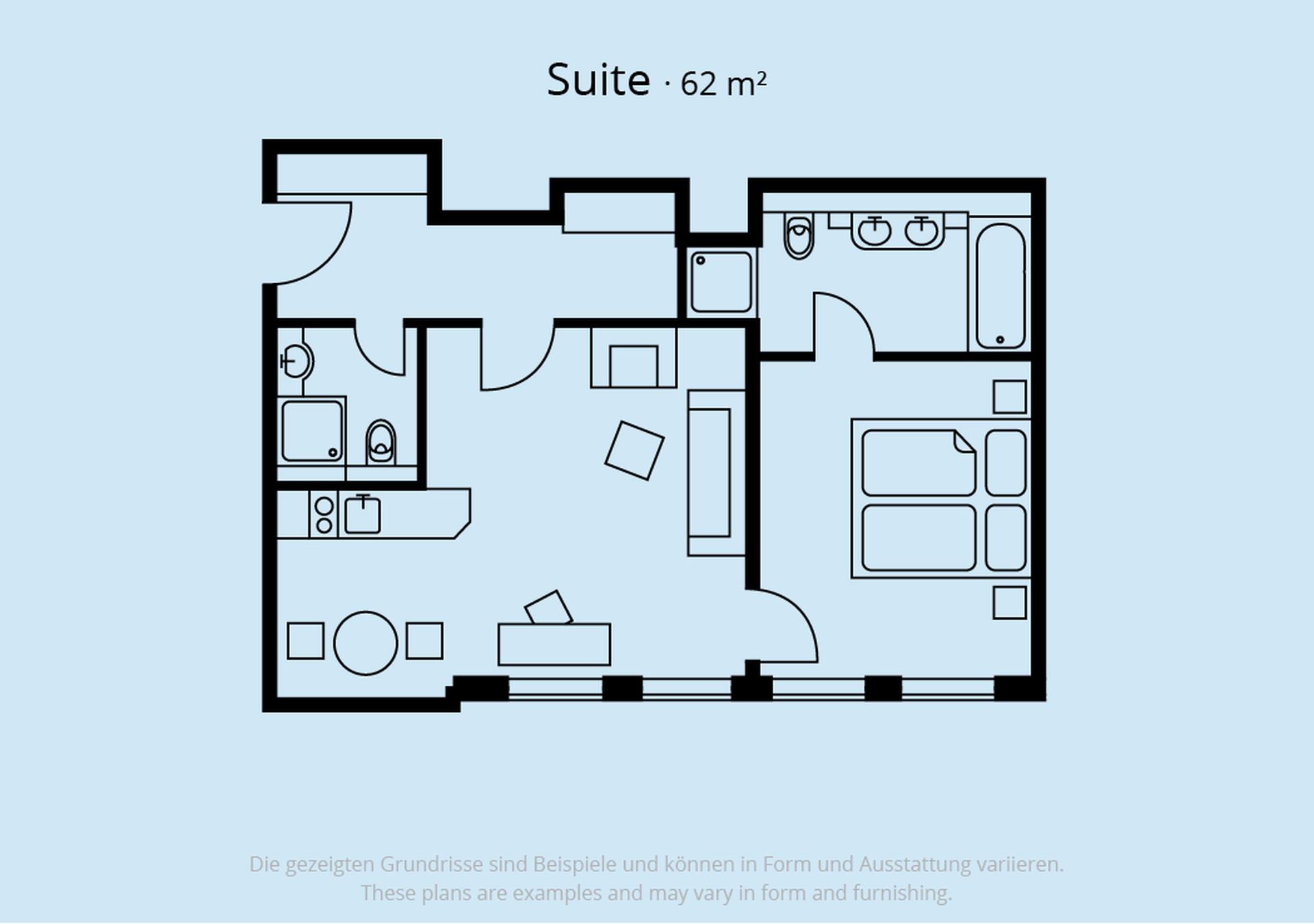 suite schiller 5 schiller 5 das was andere hotel im herzen von m nchen. Black Bedroom Furniture Sets. Home Design Ideas